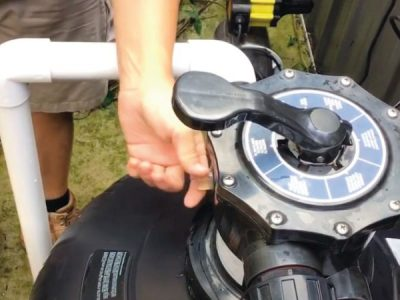 How to Backwash Your Pool Filter